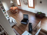 Berti Wooden Floors Antico Oak - Pre-finished multilayers Parquet