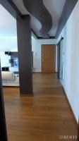 Berti Wooden Floors Antico Iroko maxi - Pre-finished Brushed Parquet
