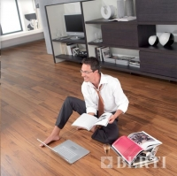 Berti Wooden Floors Antico Teak - Pre-finished Parquet