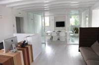 BertiStudio Avantgarde Rovere Blanche - Berti Pavimenti Legno Parquet prefinito multistrato