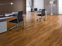 Berti Wooden Floors Basic Iroko - Pre-finished Parquet