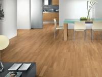 Berti Wooden Floors Basic Oak - Pre-finished Parquet multilayers planks