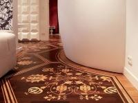 Berti Wooden Floors - Solid wood laser inlays