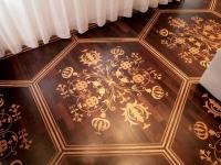 Berti Wood Flooring - Wooden marquetry parquet
