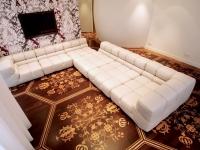 Berti Wooden Floors - Custom made laser inlaid parquet