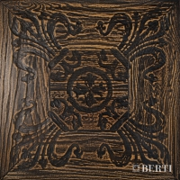 Berti Wood Flooring: Inlaid Pattern Parquet Floor