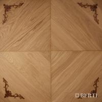 Berti Wood Flooring: Pattern handcrafted Parquet Floor