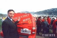 Berti Wooden Floors Sponsorship