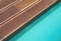 Berti Wood Flooring - Havana Decking Iroko - Parquet nonslip finishing