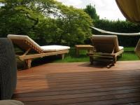 Berti Wood Flooring - Havana Decking Iroko - Outdoor Decking