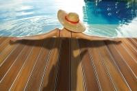 Berti Outdoor Parquet Havana Tech Teak - Berti Wooden Floors