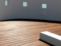 Berti Outdoor Parquet Havana Decking Iroko - Berti Wooden Floors - Outdoor Decking