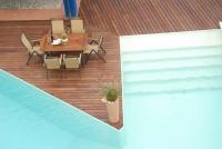 Berti Parquet Esterno Havana Decking Iroko - Berti Pavimenti Legno - Pavimenti per esterno