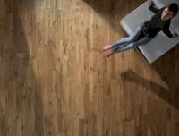Berti Artistic Parquet: Palladio Laser Inlay - Berti Wooden Floors - Inlaid Parquet
