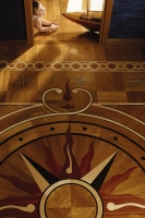 Berti Artistic Parquet: De Medici Marquetry - Berti Wooden Floors - Inlaid Parquet