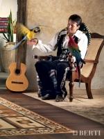 Berti Artistic Parquet: model Maya - Berti Wooden Floors - Inlaid Parquet