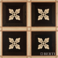 Berti Artistic Parquet: model Careggi - Berti Wooden Floors