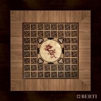 Berti Artistic Parquet: model Ming - Berti Wooden Floors - Inlaid Parquet