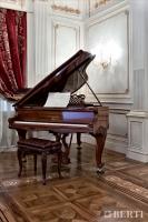 Berti Artistic Parquet: Rizzardi model - Berti Wooden Floors - Inlaid Parquet