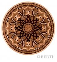 Berti Artistic Parquet: model Sigurt - Berti Wooden Floors - Inlaid Parquet