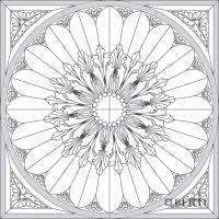 Berti Artistic Parquet: model Tivoli - Berti Wooden Floors
