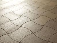 Berti Parquet Artistici: Intarsio Wave su Rov Infinity - Berti Pavimenti Legno - Parquet intarsiato