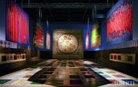 Berti Parquet Artistici: opera di Gaetano Pesce, Intarsio Personalizzato