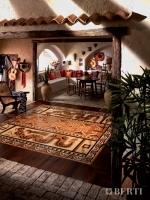 Berti Parquet Artistici: Modello Maya- Berti Pavimenti Legno - Intarsio laser