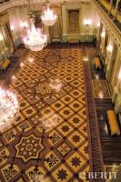 Berti Parquet Artistici: Intarsio su misura - Gran Teatro la Fenice - Venezia