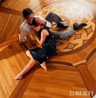 Berti Parquet Artistici: Intarsio Personalizzato - Berti Pavimenti Legno