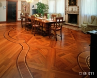 Berti Parquet Artistici: Intarsio su misura - Berti Pavimenti Legno