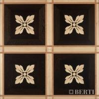 Berti Parquet Artistici: Modello Careggi - Berti Pavimenti Legno - parquet intarsiato
