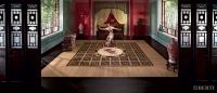 Berti Parquet Artistici: Modello Ming - Berti Pavimenti Legno - parquet intarsiato