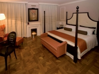 Berti Wood Flooring References: Inlaid Parquet Byblos Art Hotel - Custom made laser inlay