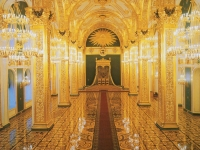 Berti References: Parquet with inlays - Kremlin Palace - Moscow, Russia - Andrew Hall