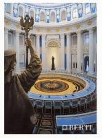 Berti Pavimenti Legno referenze: Palazzo del Cremlino - Russia