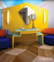 Berti Pavimenti Legno referenze: Byblos Art hotel Villa Amista Verona