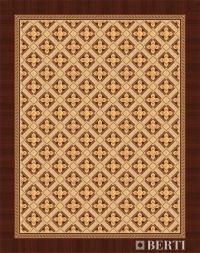 Rendering 2d. Berti Wood Flooring - Wooden marquetry parquet.