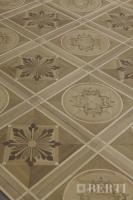 3-Berti Wood Flooring Parquet Work in progress - Artistic inlaid parquet on wooden flooring