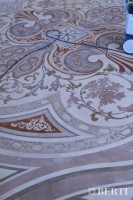 5-Berti Wood Flooring - Artistic parquet with laser inlays