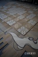 54-Berti Wooden Floors, laser inlays
