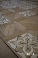 53-Berti Wooden Floors, Work in Progress - Artistic parquet with laser inlays