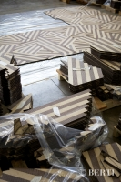 46-Berti Wooden Floors, Work in Progress - inlaid wood
