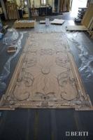 45-Berti-berti wooden flooring-laser wood inlay