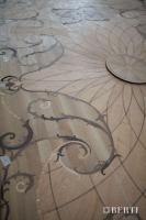 44-Berti Wooden Floors, Work in Progress - inlay wood techniques