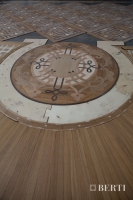 27-Berti Wooden Floors, Work in Progress - Artistic parquet with laser inlays - Made in Italy - 27