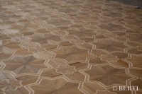28-Berti Wooden Floors, Work in Progress - Artistic parquet with laser inlays - Made in Italy - 26