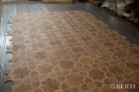 29-Berti Wooden Floors, Work in Progress - Artistic parquet with laser inlays - Made in Italy - 25