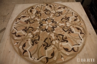 33-Berti Wooden Floors, Work in Progress - Artistic parquet with laser inlays - Made in Italy - 21