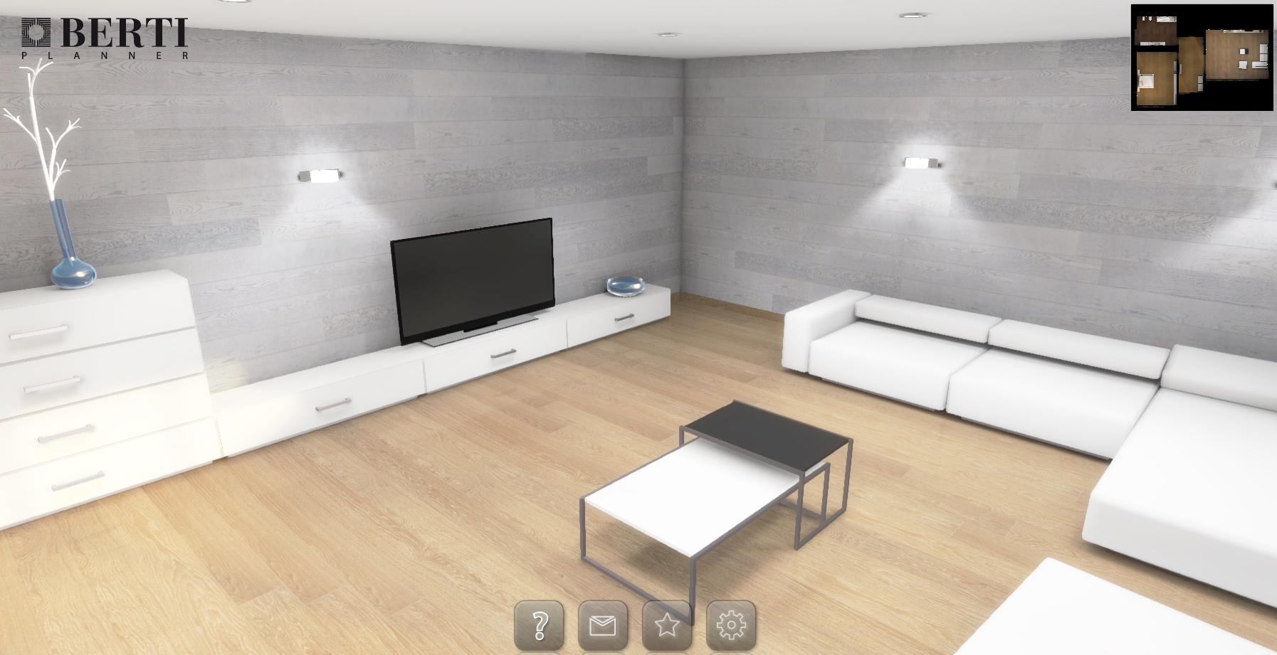 Berti planner progetta la tua nuova casa berti for Progetta la tua casa virtuale